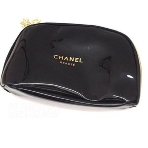 Chanel Beauty Large Makeup Bag